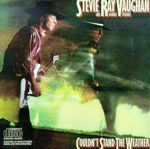Vaughan Cd Album - Couldn't Stand the Weather