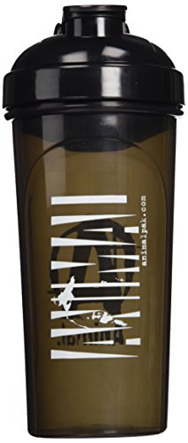 - Universal Nutrition Animal Shaker Cup, Black