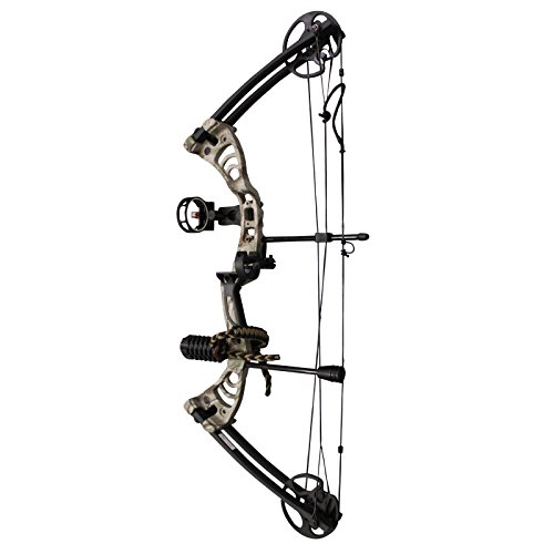 Southland Archery Supply SAS Scorpii 55 Lb 32″ Compound Bow (GC Camo w/Accessories Kit) Review
