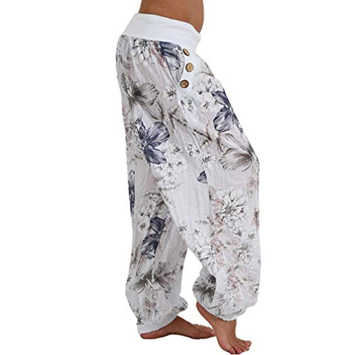 Aladin Baggy 5XL Jogging Pantaloni Hip S Plus Casuali Larghi Hop Pantaloni Yoga 1 Boyfriend Eleganti Harem Pantaloni Donna Juqilu Size Sportivi Stampa XB4xFwRnqz