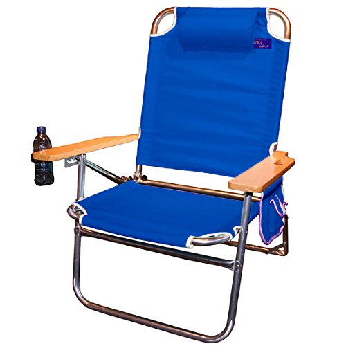 Big Jumbo Aluminum Beach Chair product image