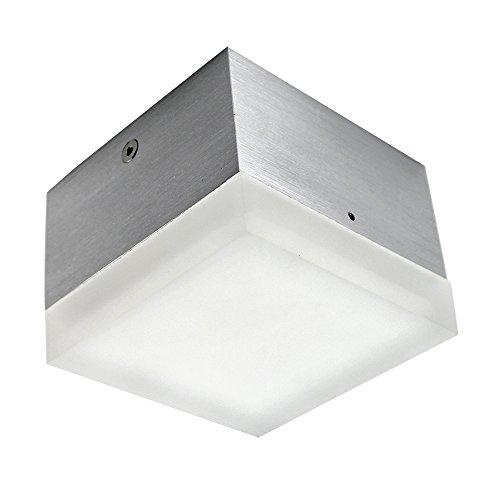 CMYK 0209-1 LED Strahler Deckenleuchte 90*90*70MM 5W Weiss Strahler Deckenlampe IP20 Neu