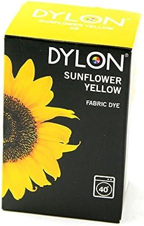 Máquina de sal con tinte Dylon girasol amarillo + libre ...