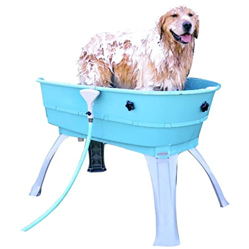 Grooming tub amazon booster bath elevated pet bathing large solutioingenieria Gallery