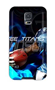 Galaxy S5 Case Slim [ultra Fit] Tennessee Titans Protective Case Cover