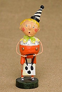 Lori Mitchell Halloween All Hallows Eve Party Boy