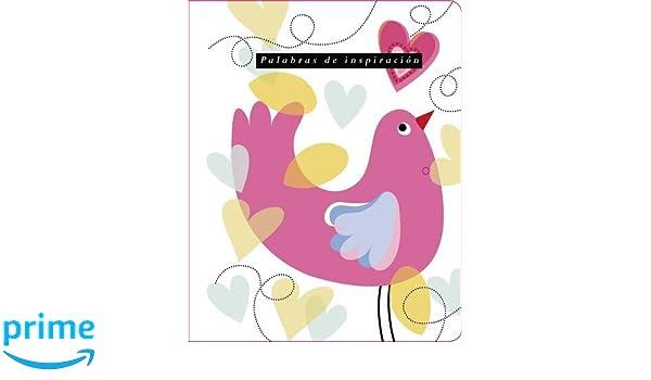 Palabras de inspiración (Spanish Edition) (Spanish) Paperback – October 13, 2015