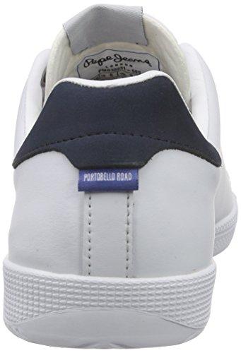Pepe Jeans Murray Blucher - Zapatillas Hombre Azul - Blau (585MARINE)
