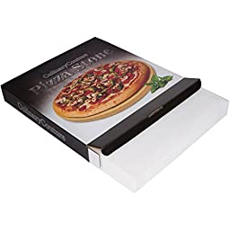 Pizza Stone for Cooking Baking Grilling - 15 Inch 3/4\