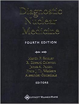 Book Diagnostic Nuclear Medicine