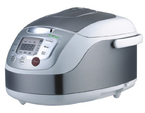 GJS Gourmet Korean Style Multifunctional Rice Cooker 5 Liters Capacity, BT56A