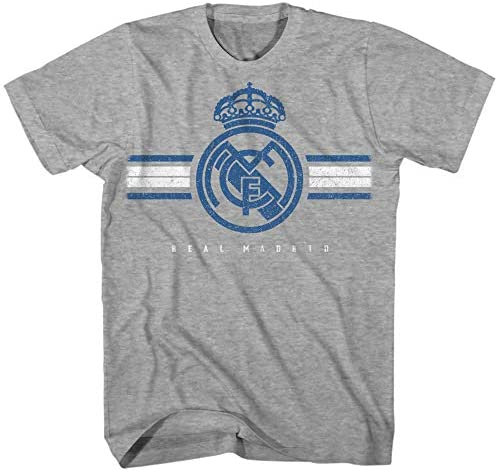 Real Madrid Distressed Vintage T Shirt product image