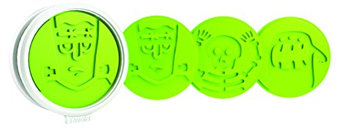 Tovolo Spooky Monster Cookie Cutters - Set of - Spooky Cookie
