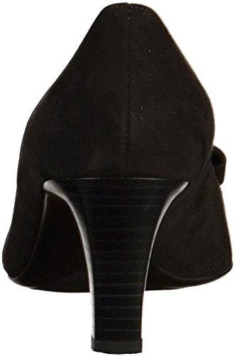 Escarpin Kaiser Peter Noir Femmes 68257 wPgUqxHR