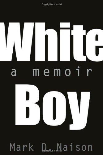 White Boy: A Memoir PDF