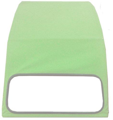 TOPCAR Capote 2CV verte jade, neuve avec ouverture inté rieure neuve avec ouverture intérieure