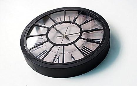 Amazon.com: 3D Wall Clock Saat Clock Reloj Relogio de Parede Duvar Saati Horloge Murale relogio de parede decorativo roman numerals: Home & Kitchen