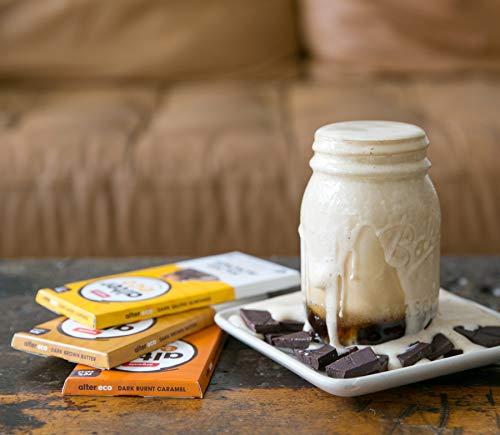 Alter Eco – Dark Chocolate Almendra Orgánica – 2,82 oz ...