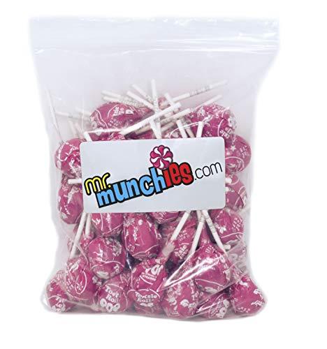 (Tootsie Pops, Strawberry Flavor, 50 Pieces)