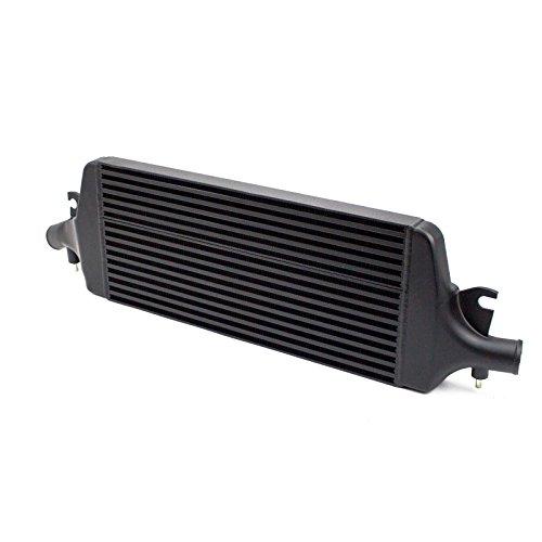 - Front Mount Intercooler Upgrade Kit, Anti-Corrosion Coating, fits Infiniti Q50/Q60 2.0 Turbo 2016-18