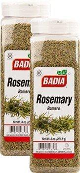 Badia Rosemary Leaves 8 oz Pack of 2