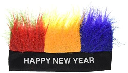 Beistle 80730 Happy Hairy Headband
