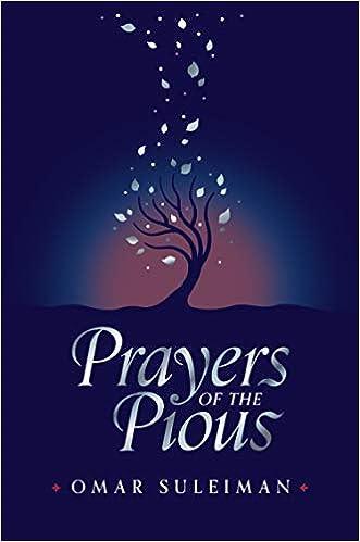 Prayers of the Pious: Amazon co uk: Omar Suleiman: 9781847741295: Books