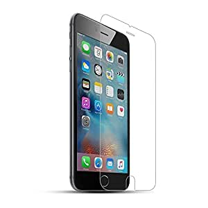 Iphone 7/7s Screen Protector,(wolf Totem0.3mm Ultra-thin Premium Toughened Glass Screen Protector for Iphone 7/7s With 2.5d Rounded Edges(7/7s 4.7 Inch Only)