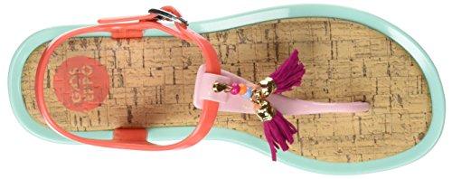 Gioseppo Coridora, Sandalias Mujer Multicolor (Naranja/Rosa)