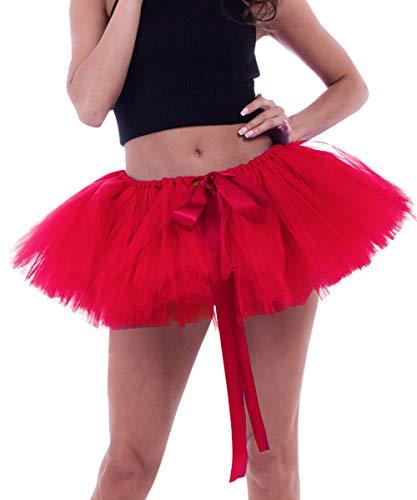 Longue Jupon an Taille Extensible Cadeau Jupettes Jupe 25CM 65 Noel Bouffant Tutu Ballet 2 Photo Carnaval Cocktail Soire Pliss 100CM Fte Vintage Jupon Tulle Dguisement Femme Nouvel r0UrxBH
