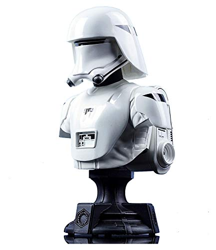 Wars Giant Busts Gentle Star - Star Wars First Order Snowtrooper Mini Bust Statue