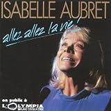 Isabelle Aubret en public à l'Olympia