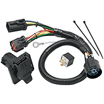 41ZPX9SffAL._SL500_AC_SS350_ amazon com tekonsha 118247 7 way tow harness wiring package heritage wire harness at gsmx.co