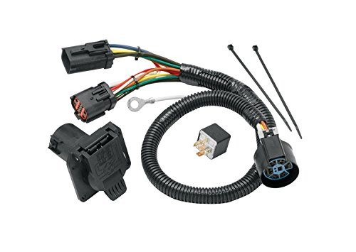 (Tekonsha 118247 7-Way Tow Harness Wiring Package)