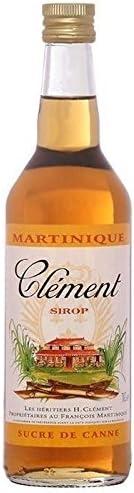 CLEMENT SIROP SUCRE DE CANNE 70 CL: Amazon.es: Alimentación y ...