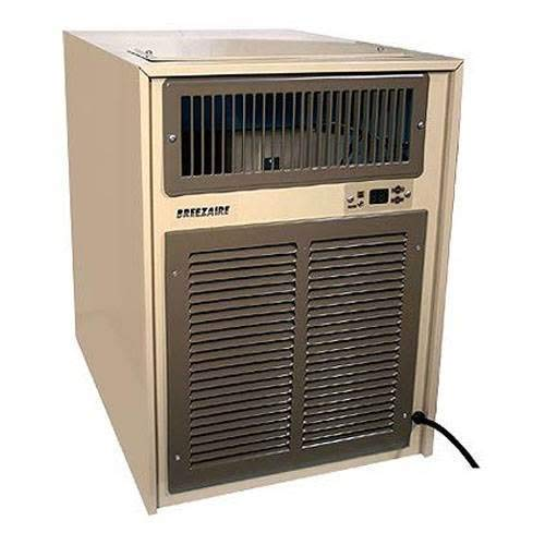 Breezaire WKL4000 Wine Cooler Unit w/ Sentry III - 1000 Cu. Ft., N/A