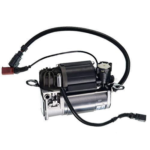 Suspension Air Compressor Pump for Audi S8 A8 Quattro 2002-2010 AWD