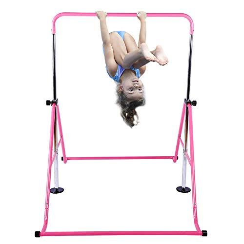 Tepemccu Expandable Gymnastics BarsAdjustable