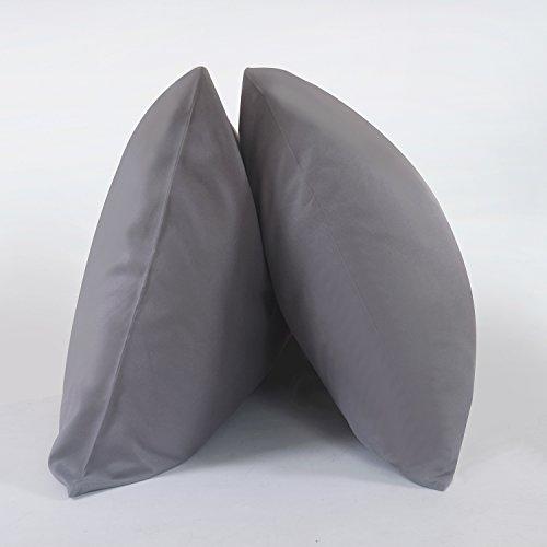 Caitlin White Luxury Pillowcase Set ,100% Super Soft Brushed