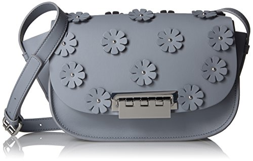 ZAC Zac Posen Eartha Accordian-Grey, Elephant Floral