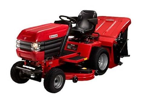 Westwood S150H Mini cortacésped de Tractor de jardín - Free ...