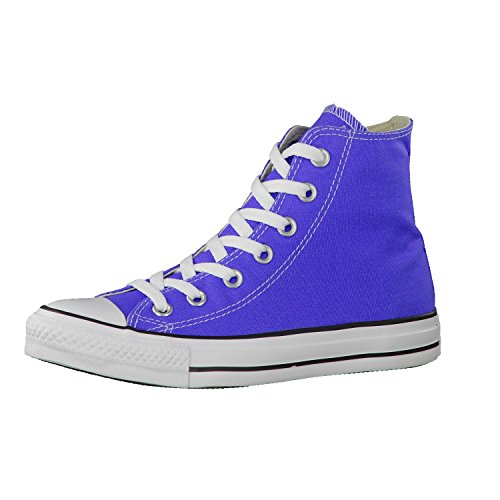 Converse All b streetwear Hi Season Chuck Taylor blue Blu Mixte Adulte Star Détente FqwxrFB