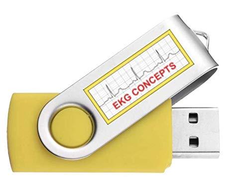 R-CAT EKG Concepts - Arrhythmias Series 1 - USB Drive ()