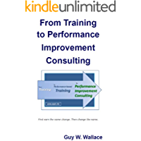 From Training To Performance Improvement Consulting