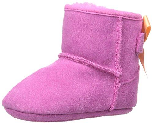 I JESSE BOW Boot, PRINCESS PINK, 2/3 M US Infant