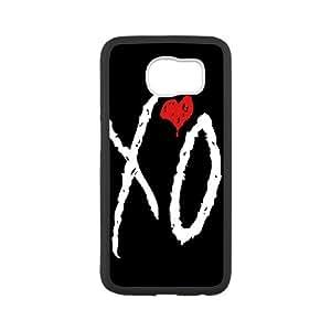[MEIYING DIY CASE] For Samsung Galaxy S5 -The Weeknd XO Music-IKAI0445980