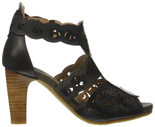 Laura Vita Donna Sandali 128 Noir noir Albane Nero 6wHw8A