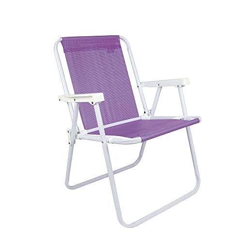 Mor 002288 - Cadeira Alta, Roxo (Lilás)