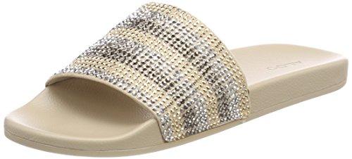 Femme Gloari Gold Or ALDO Bas Chaussons nq1BYpRf