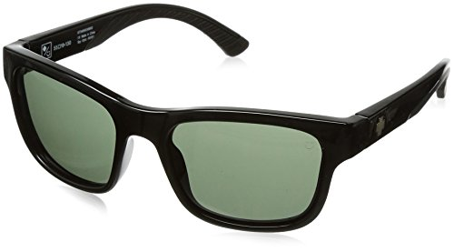 HUNT BLACK - HAPPY GRAY GREEN - Sunglasses Spy Website